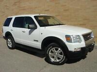 2007 Ford Explorer XLT 4X4. 7 passenger! Loaded! $6995.00