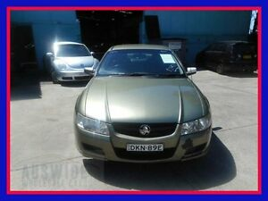 2005 Holden Commodore VZ Equipe Champagne 4 Speed Automatic Sedan Villawood Bankstown Area Preview