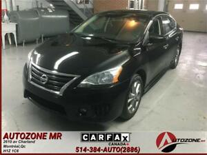 2014 Nissan Sentra SR/NAVIGATION/CAMERA RECULLONS/TOIT OUVRANT