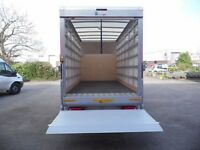MAN AND VAN NATIONAL AND INTERNATIONAL MOVERS VISIT Our WEBSITE PLEASE JUTT REMOVALS