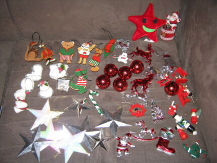 Christmas Decorations with Lights ALL **** BRAND NEW ...