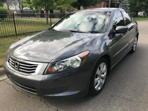 2008 Honda Accord EXL, Auto, Leather , Sunrf, CERTIFIED