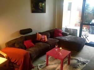Super Comfy Oversized Lounge Erskineville Inner Sydney Preview