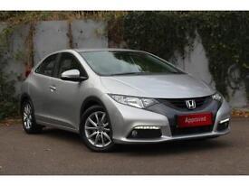 Honda Civic 1.8 i-VTEC ES PETROL AUTOMATIC 2012/62