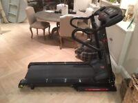 Hammer Walkrunner RPE - Folding Treadmill