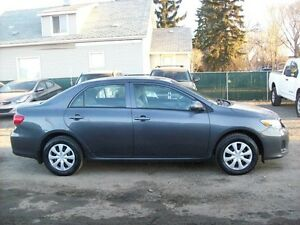 2012 Toyota Corolla AUTO/4DOOR/LOW PAYMENTS Edmonton Edmonton Area image 4