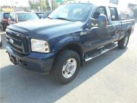 FORD F-250 XL SUPER DUTY 2006 (4X4, 6 PASSAGERS, CRUISE CONTROL)