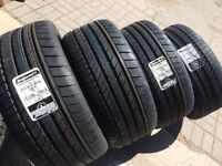 Four Brand new 275/40/20 Continental 4x4 SportContact tires!!!