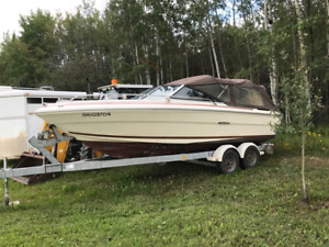Sea Ray Boat and Trailer For Sale