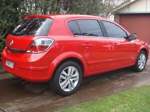 2008 Holden Astra Hatchback Haberfield Ashfield Area Preview