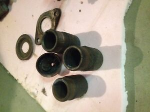 Ford FE oil filter adaptor and timing cover spacers REDUCED Windsor Region Ontario image 2