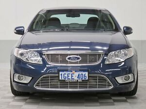 2008 Ford Falcon FG G6E Turbo Blue 6 Speed Automatic Sedan East Rockingham Rockingham Area Preview