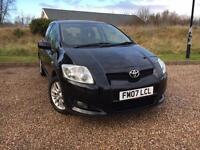 Toyota Auris 1.6 VVT-i T3 2007 5 DOOR *LOW MILES, CLEAN CAR, NEW MOT*