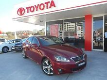 2011 Lexus IS350 GSE21R Sports Luxury 6 Speed Automatic Sedan Allawah Kogarah Area Preview