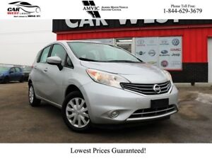 2015 Nissan Versa Note SV | BLUETOOTH |
