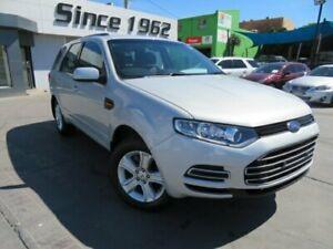 2014 Ford Territory SZ TX (RWD) Silver 6 Speed Automatic Wagon Granville Parramatta Area Preview