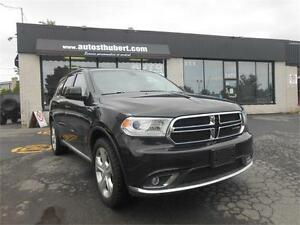 DODGE DURANGO SXT AWD 2014 ** 7 PASSAGERS **