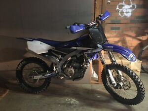 Yamaha YZ450F Dubbo Dubbo Area Preview