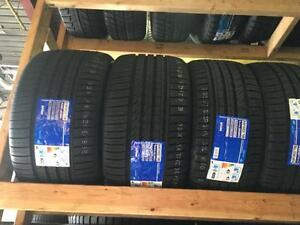 Four New 235 / 35 R19 & 295 / 30 R19 Kinforest Performance Tires