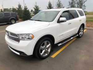 2013 Dodge Durango Citadel AWD Fully Loaded