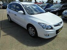 2012 Hyundai i30 FD MY12 CW SX 1.6 CRDi White 4 Speed Automatic Wagon Phillip Woden Valley Preview