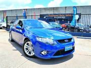 2008 Ford Falcon FG XR6 Blue 5 Speed Sports Automatic Sedan Woodridge Logan Area Preview