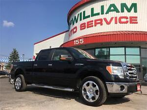 2009 Ford F-150 XLT 4WD! Flex Fuel! Clean Title! 4 Extra Tires!