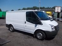 FORD TRANSIT VAN 2009 ready to drive away 1 YEAR MOT FULL SERVICE HISTORY
