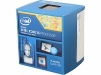 Intel i5 4670k lga1150 quad core cpu