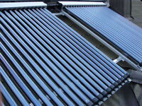 Chauffe-eau solaire / Solar Water Heater