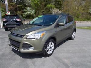 2014 FORD ESCAPE 4WD..SUV BLOWOUT SALE! $65 WKLY OAC