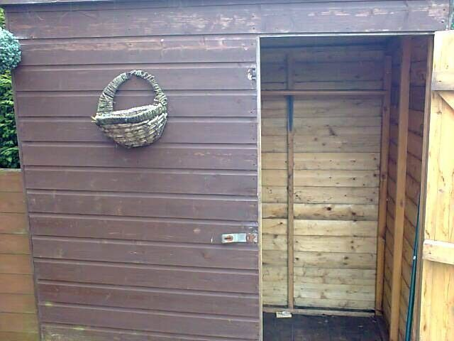 garden shed 6x4 in bolsover derbyshire gumtree