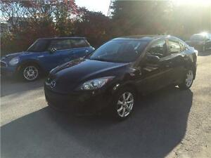 2011 Mazda3, 119299 KM, Safety & ETEST for ON or Qc INCL.