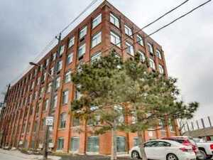 Dazzling Condo Loft In Prime Location Of Toronto At Noble St