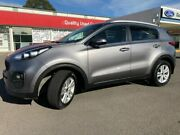 2017 Kia Sportage QL MY17 Si 2WD Grey 6 Speed Sports Automatic Wagon Goulburn Goulburn City Preview