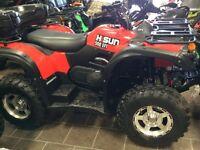 2014 Hisun 500 ATV