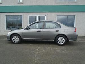 Honda Civic 2005  DX, Automatique!!!!