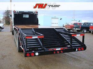 New 8.5x24' HD Deck w/ramps Edmonton Edmonton Area image 5