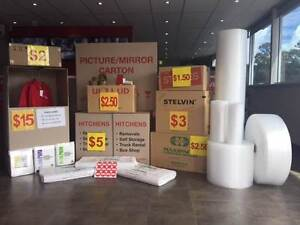 Boxes, Boxes Boxes & So Much More Emu Plains Penrith Area Preview