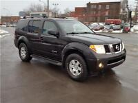 Nissan Pathfinder SE--Off-Road---4X4------CUIR+MAGS* 7 PASSAGERS