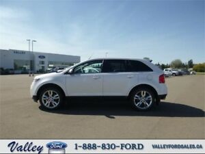 LOADED 5-PASSENGER CROSSOVER! 2013 Ford Edge Limited