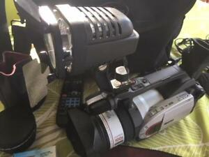 Canon 3ccd video camcorder GL1 ntsc