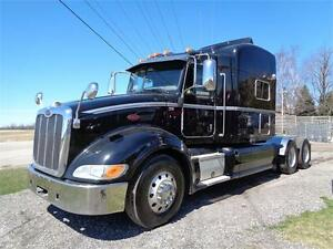 2013 PETERBILT 386 FULLY LOADED , ONLY 223394 KMS !!!!!!