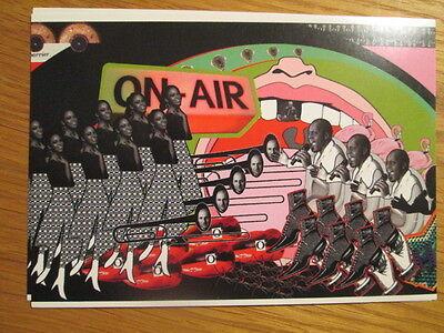 Edgar NR.# 11.786 DEPHAZZ & HR BIGBAND Jazz Musik Ansichtskarten