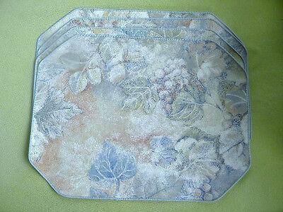 Пластмассовые Set of 4 Reversible Cotton