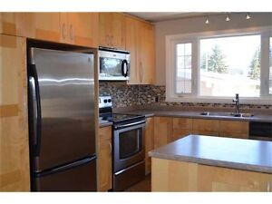 New four bed three bath main floor in university - Whyte Avenue