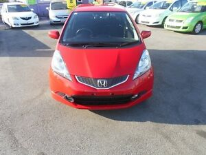 2008 Honda Jazz GE VTi-S Red 5 Speed Automatic Hatchback Greenslopes Brisbane South West Preview
