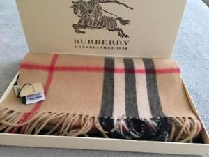 Burberry Cashmere Scarf ( More Styles Brands Colors Available)