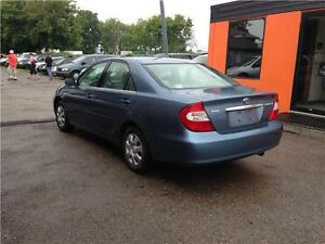 2002 Toyota Camry LE******MINT CONDITION*****WONT LAST LONG***** London Ontario image 3
