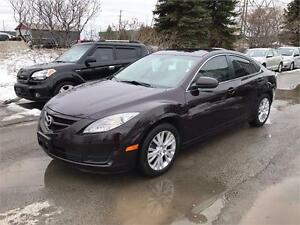 2009 Mazda 6 GS, Safety & ETEST for ON or QC INCL.